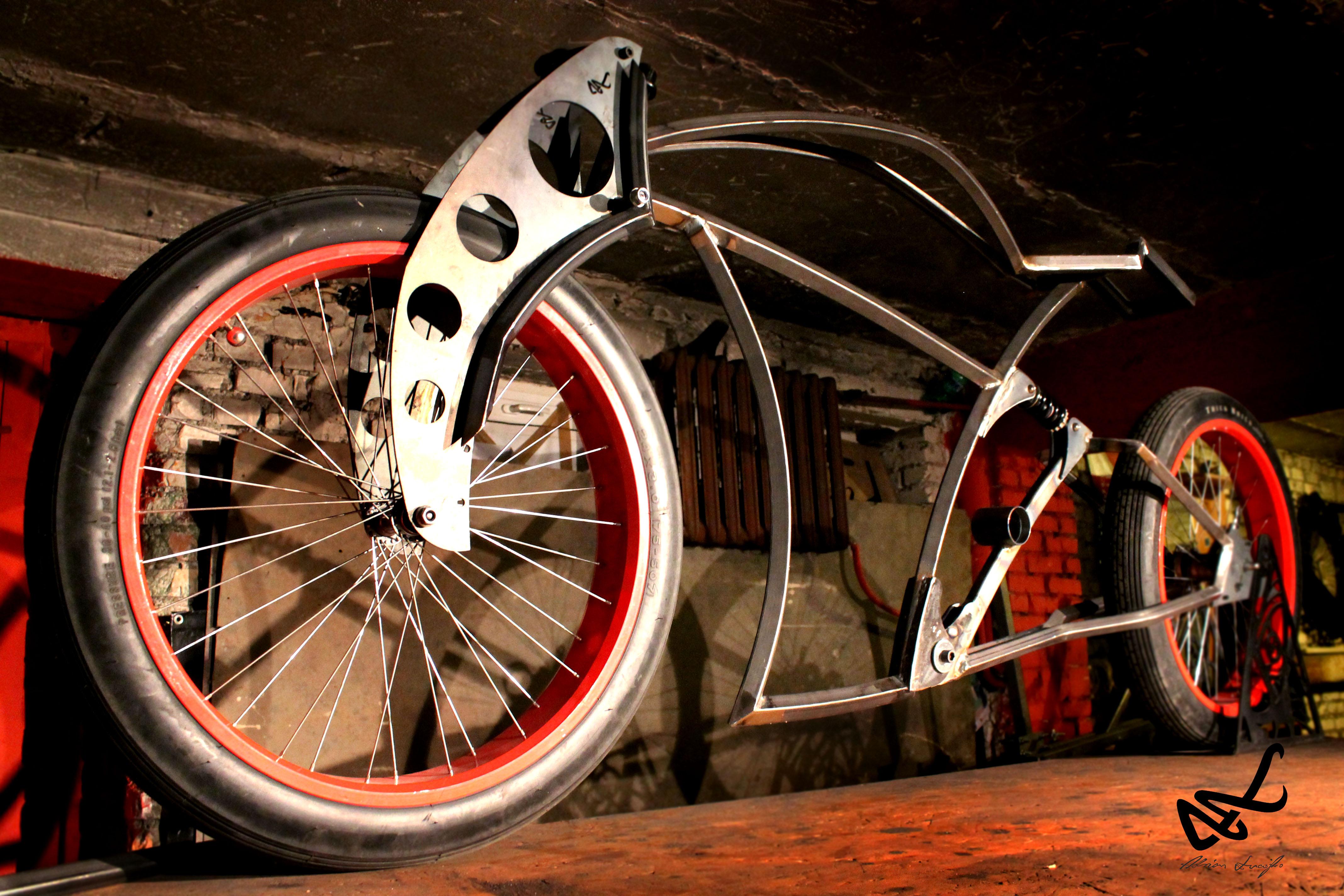 Amor Dot bike